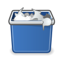 osa svg icon secure paper waste disposal