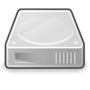 osa svg icon device hard-disk drive