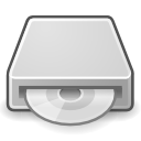 osa svg icon device optical drive