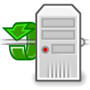 osa svg icon security gateway server