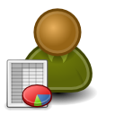 osa svg icon security user green business manager