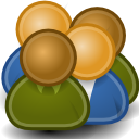 osa svg icon security user large group