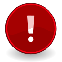 osa svg icon security warning